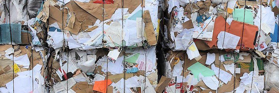 El reciclaje de papel en Europa alcanza el 72,3%