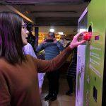 Móstoles estrena un sistema de reciclaje de envases con recompensa