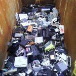 La generación mundial de residuos electrónicos alcanza un nuevo récord, con 53,6 millones de toneladas