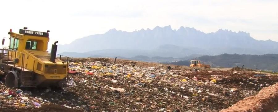 Los vertederos de residuos urbanos generan lixiviados
