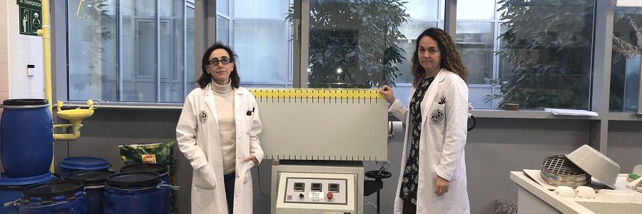 Investigadores de la Universidad de Jaén diseñan materiales inteligentes para la construcción con residuos industriales
