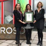 PROSOL, primera empresa agroalimentaria española en obtener el certificado 'Residuo Cero' de AENOR