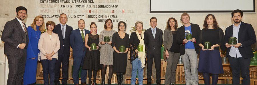 """Manola Brunet y la intervención artística """"Whale"""", protagonistas en la XIX edición de los Premios Ecovidrio"""
