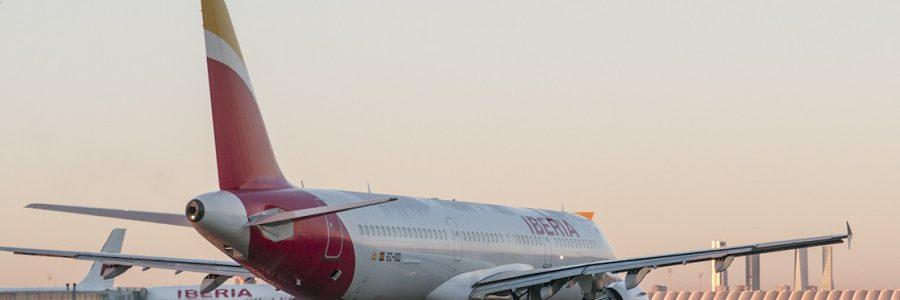 Iberia comienza a separar los residuos generados en sus vuelos