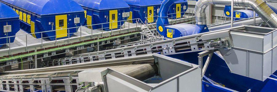Entra en producción la nueva planta de reciclaje de Sogama
