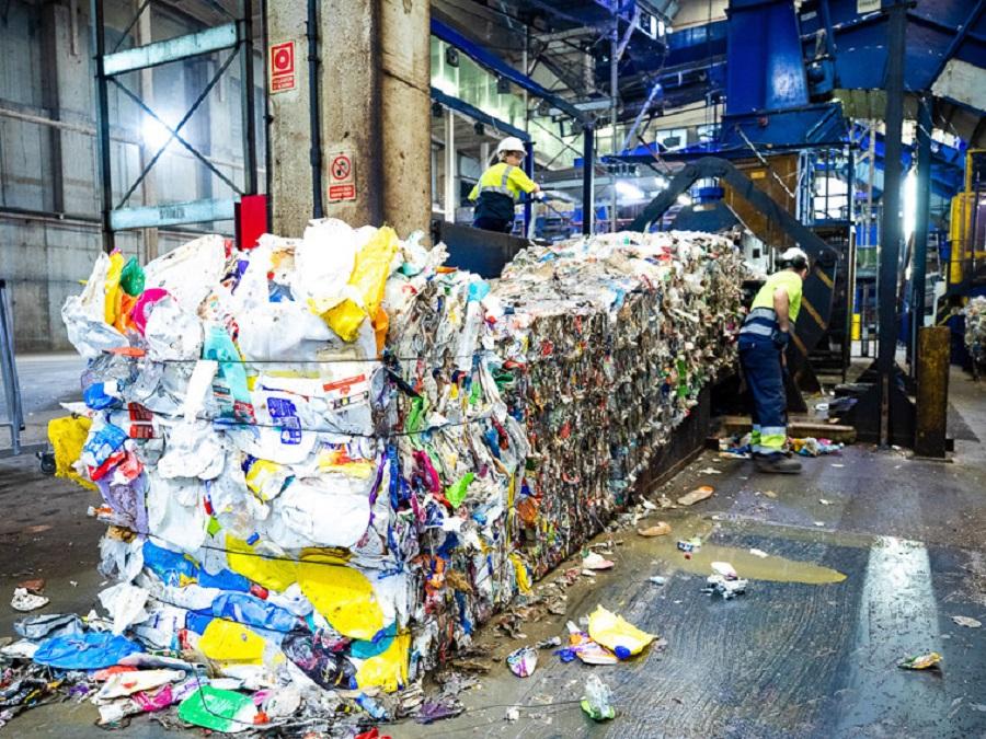 Crece la recogida selectiva de residuos en el área metropolitana de Barcelona