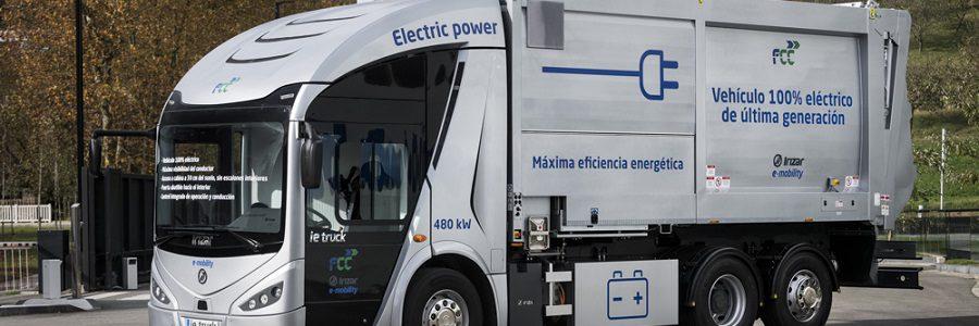 Presentan la primera plataforma de e-movilidad para vehículos de servicios urbanos
