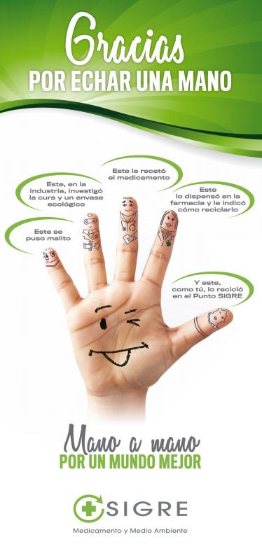 Campaña de sensibilización de SIGRE