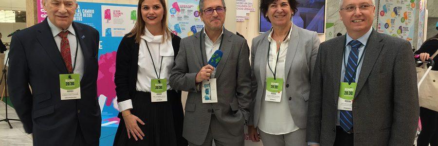 Nicholas Stern se suma a la Conferencia Internacional sobre Cambio Climático Change the Change