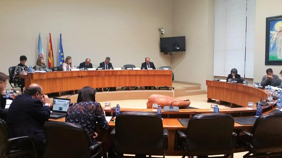Comparecencia del Presidente de Sogama en el Parlamento Gallego