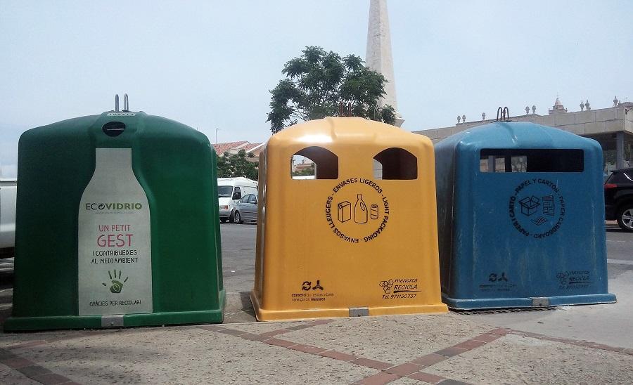 Baleares quiere más transparencia en el reciclaje de envases en las Islas
