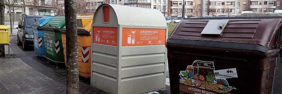 El plan de residuos de Gipuzkoa recibe 173 aportaciones en su periodo de consulta pública