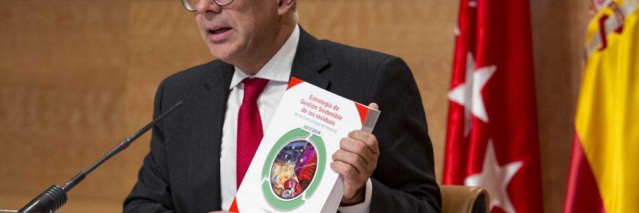 Aprobada la estrategia de gestión de residuos de la Comunidad de Madrid