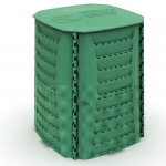 Esto sí es cerrar el círculo: Compostadores domésticos fabricados con plástico reciclado