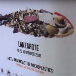 La comunidad científica internacional analiza en Lanzarote el problema global de los microplásticos