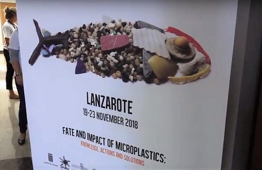 Lanzarote acoge la conferencia internacional sobre microplásticos Micro 2018