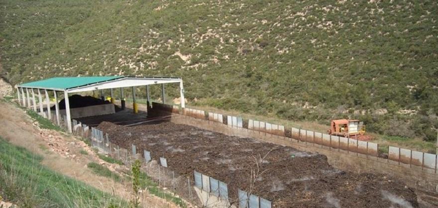 La Agencia de Residuos de Cataluña subvencionará la mejora de la planta de compostaje de Jorba