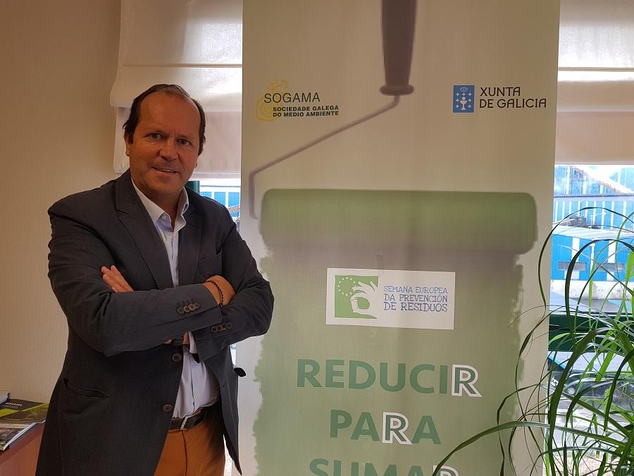 Campaña de Sogama en la semana europea de prevención de residuos