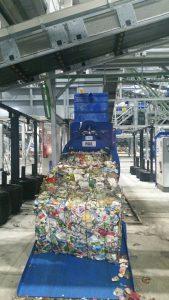 Planta reciclaje Sogama