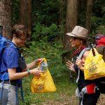 Los peregrinos reciclaron 248 toneladas de envases en el Camino de Santiago