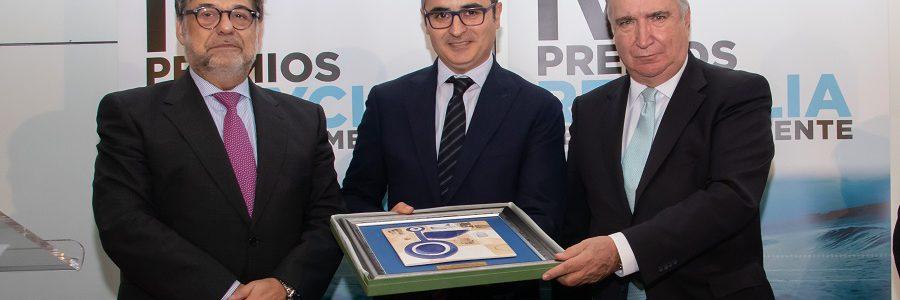 RESIDUOS PROFESIONAL gana el Premio Recyclia de Medio Ambiente
