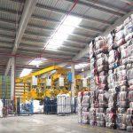 Un proyecto de economía circular recuperará 600 toneladas de residuo textil para convertirlos en paneles aislantes para la construcción