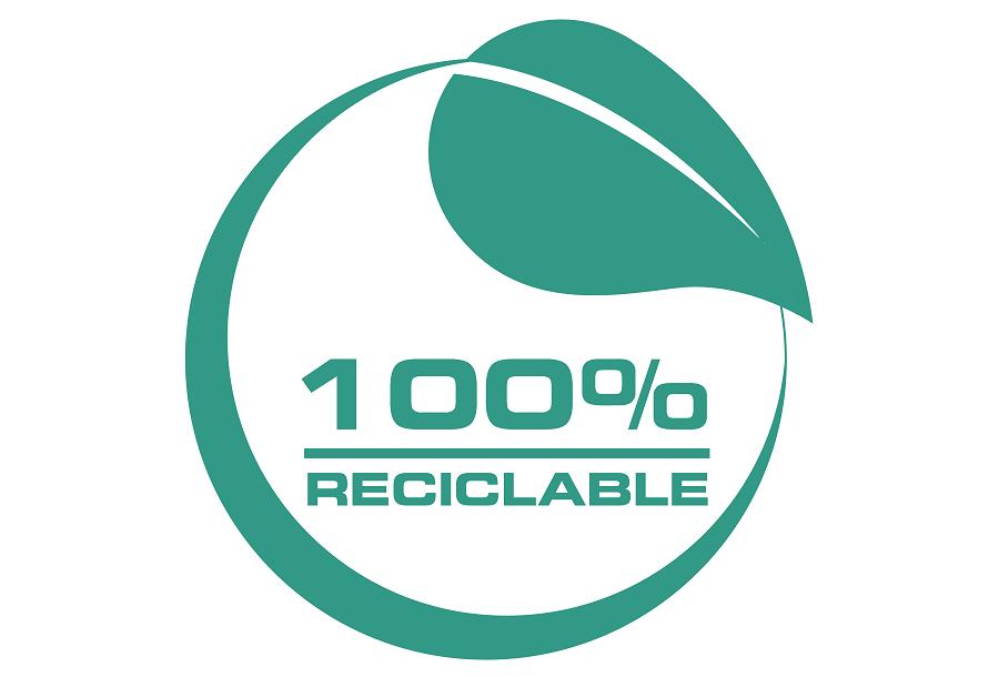 sello de reciclabilidad
