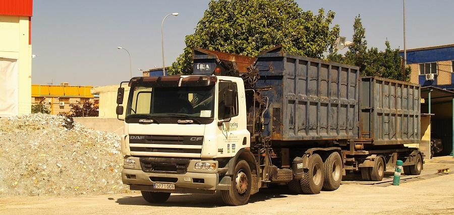 La CNMC analiza el nuevo RD de traslados de residuos