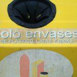 El contenedor amarillo para residuos de envases llega a Valladolid