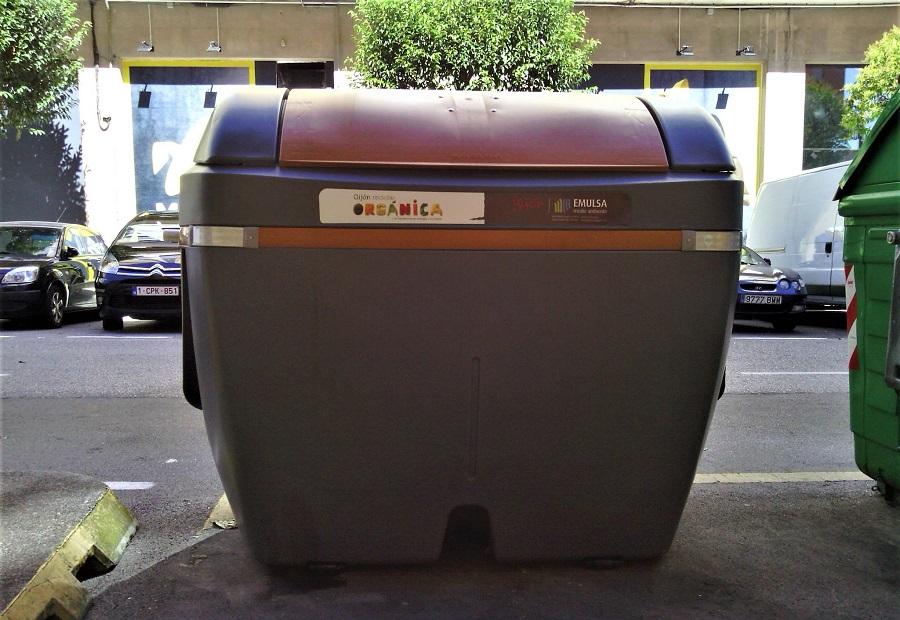 Se amplía la recogida de materia orgánica a nuevos barrios de Gijón
