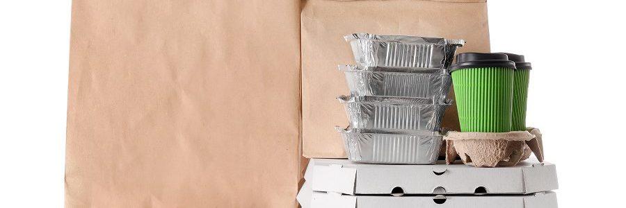 El coste ambiental de la comida para llevar: más de 2.000 millones de envases anuales solo en la UE