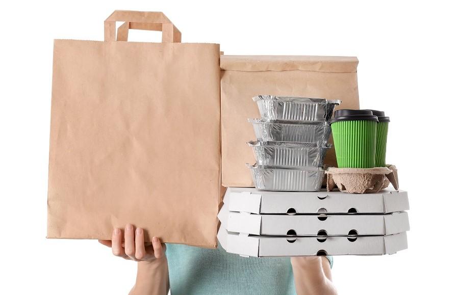 envases de comida para llevar