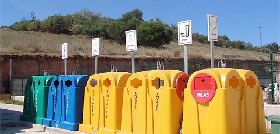 Punto limpio Andalucía