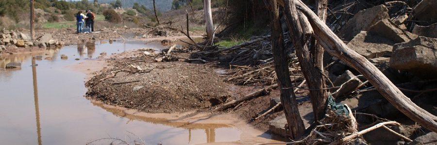 Un tercio de los ríos españoles tiene un exceso de sales