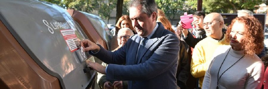 Comienza la recogida selectiva de residuos orgánicos domésticos en Sevilla