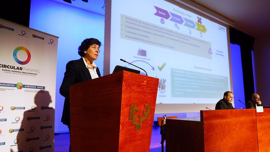 Euskadi ultima su estrategia de economía circular