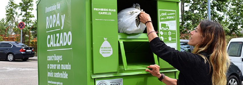 Humana recuperó 17.000 toneladas de residuo textil para su reutilización y reciclaje en 2018