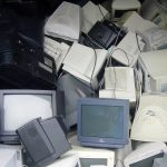 Varios países europeos exportaron ilegalmente 350.000 toneladas de residuos electrónicos