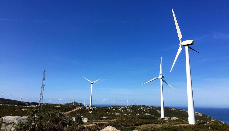 Surus Inversa aplica la economía circular al desmantelamiento de parques eólicos