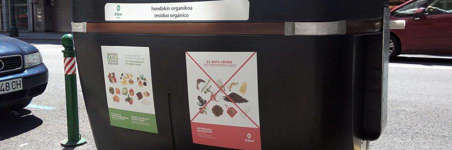 La Diputación Foral de Bizkaia volverá a financiar el reciclaje de residuos orgánicos en los ayuntamientos