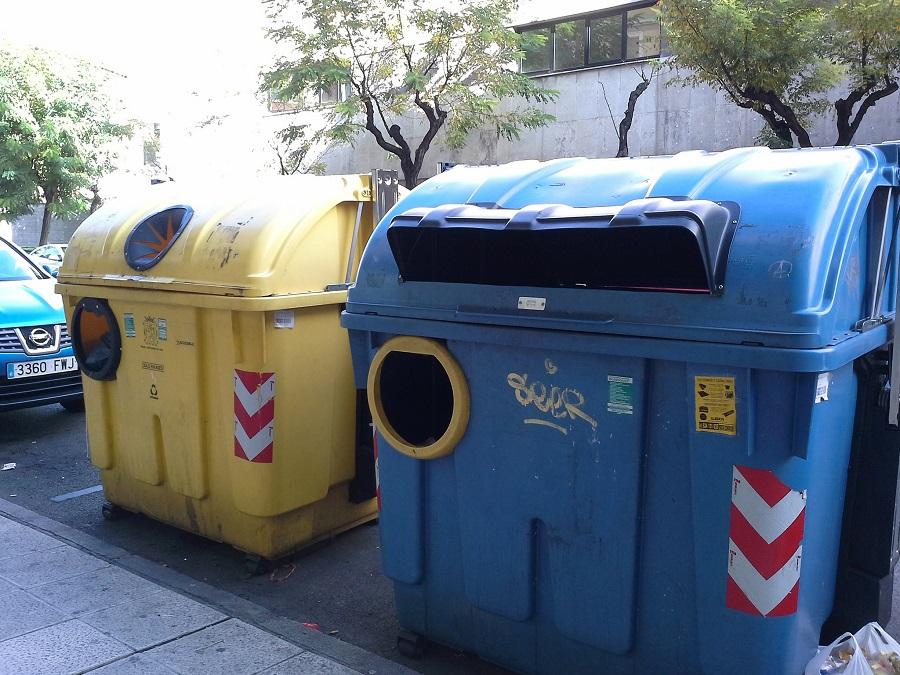 Crece el reciclaje en Castilla y León