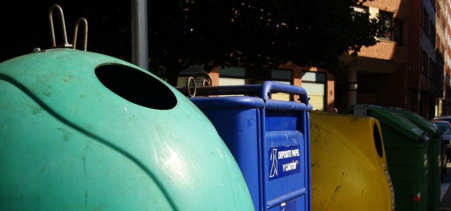 Zaragoza incrementa la recogida selectiva de residuos