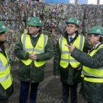 Los ayuntamientos gallegos que reciclen más pagarán menos por la gestión de sus residuos