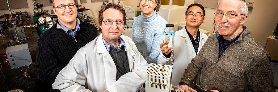 Los microplásticos llegan también a las aguas subterráneas