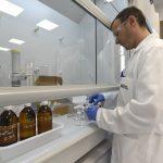 Aragón inaugura el primer centro de referencia internacional para la descontaminación de residuos de lindano