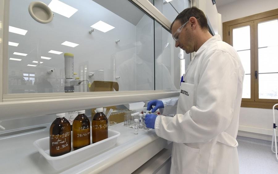 Nuevo laboratorio de referencia en Aragón para la descontaminación de residuos de lindano