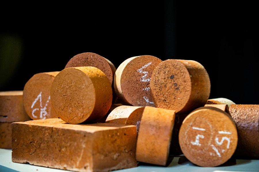 biosólidos para fabricar ladrillos más sostenibles