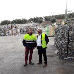 La provincia de Jaén ha multiplicado por cinco la recogida de envases desde 2001