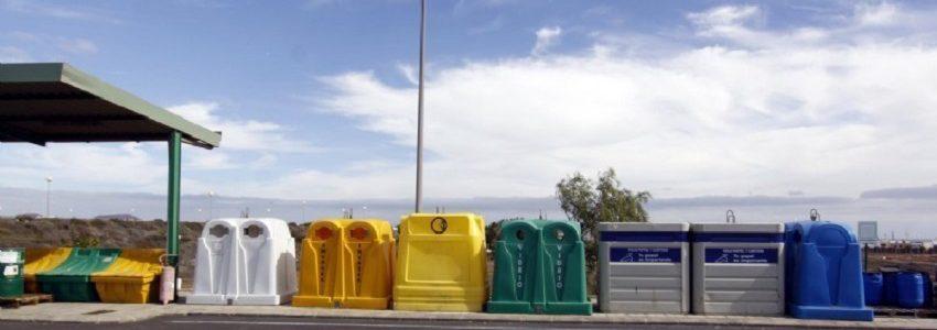 Lanzarote licita la gestión de residuos en los puntos limpios por 2,6 millones de euros
