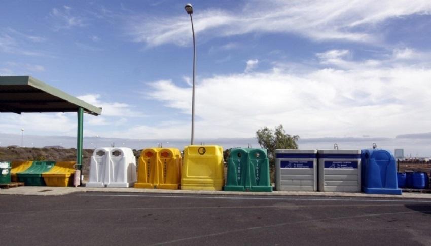 El Cabildo de Lanzarote saca a licitación la gestión de residuos de los puntos limpios